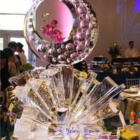 Thumb 13472066645 0744e9628e O 5183417458 773a422c81 13471804615 1a84206acd Bubbly Ice Seafood Table For Samantha Michael